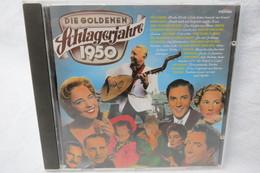 """CD """"Die Goldenen Schlagerjahre 1950"""" Div. Interpreten - Musik & Instrumente"""