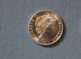 Australia 2017 Near Mint 20c Twenty Cent Coin Platypus QEII - Decimal Coinage (1966-...)