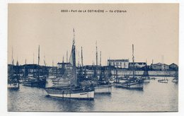 Ile D'Oléron  -- LA COTINIERE  --Le Port (  Bateaux De Pêche ).......à Saisir - Ile D'Oléron