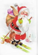 AK 0045  Weihnachtsmann ( Australien ) - Bilett Ca. Um 1950 - Santa Claus