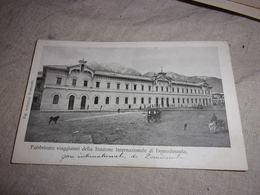 ITALIE DOMODOSSOLA FABBRICATO VIAGGIIATORI DELLA STAZIONE - Italie