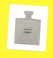 Chanel Gabrielle New - Cartes Parfumées