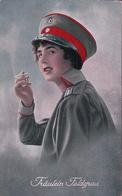 Fraulein Feldgrau + Cachet (2712) - Femmes