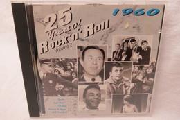 "CD ""25 Years Of Rock'n Roll"" 1960, Volume 2, Div. Interpreten - Compilations"