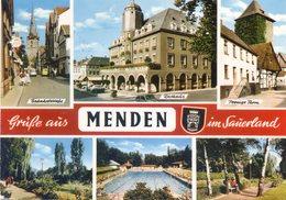 Grusse Aus Menden Im Sauerland - Arnsberg