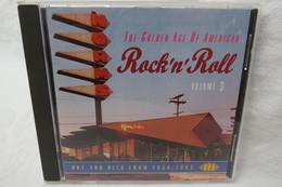 "CD ""Rock'n Roll Volume 3"" Hits From 1954-1963, Div. Interpreten - Compilations"