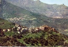 Belgodere En Balagne - Situe Au Dessus De La Vallée Du Prato - Formato Grande Viaggiata – E 7 - Altri Comuni