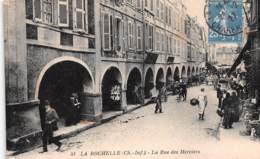 LA ROCHELLE La Rue Des Merciers 17(scan Recto-verso) MA1241 - La Rochelle