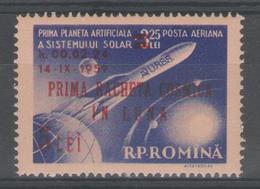 ROUMANIE:  PA.n°101 **       - Cote 19€ - - Poste Aérienne