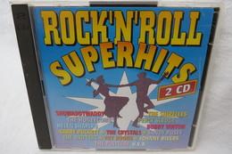 "2 CDs ""Rock'n Roll Superhits"" Div. Interpreten - Hit-Compilations"