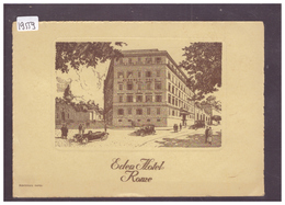 DIM. 10x15cm - ROMA - EDEN HOTEL - TB - Bars, Hotels & Restaurants