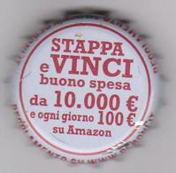 Tappo A Corona Birra Peroni - Birra