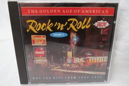 "CD ""Rock'n Roll Volume 2"" Hits From 1954-1963, Div. Interpreten - Compilations"