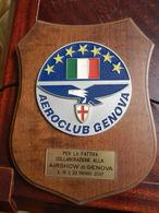 7) AEROCLUB GENOVA CREST AIRSHOW 2007 AVIAZIONE AEREO - Aviazione