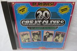 "CD ""20 Great Oldies"" Original Hits, I'll Always Remember, Vol. 4 - Compilations"