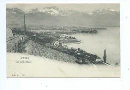 Vevey Vue Générale - VD Vaud