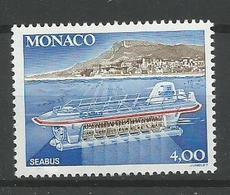 TP DE MONACO N° 1852  NEUF SANS CHARNIERE - Neufs