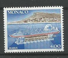 TP DE MONACO N° 1852  NEUF SANS CHARNIERE - Monaco