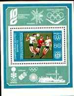 72338) Bulgaria, 1973 CONGRESSO  OLIMPICO DI VERNA MNH**  -BF-41 - Niue