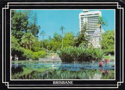 AUSTRALIA - Brisbane 1988 - Botanical Gardens - Brisbane