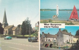 WEST HARPTREE, CHEW VALLEY. MULTI VIEW - England