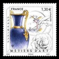 France 2018 Mih. 7117 Art Of Ceramics MNH ** - Frankreich