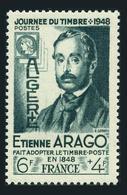 Algeria B53,MNH.Michel 277, Étienne Arago 1802-1892,writer,1948. - Algeria (1924-1962)