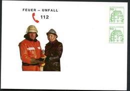 Bund PU210 B1/001a FEUERWEHR 1980 - [7] République Fédérale