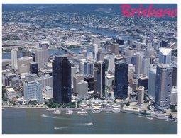 (600) Australia - (with Stamp At Back Of Postcard) QLD - Brisbane - Brisbane