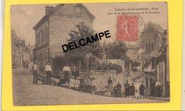 02 AISNE SAINT GOBAIN RUE DE LA BARRIERE & RUE DE LA FONTAINE - Other Municipalities