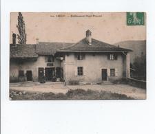 CPA - 73 - Lully - Etablissement Henri Prevond -  A VOIR - Autres Communes