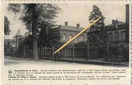 GEEL :   Staatskolonie : Centrale Infirmerie Met Dokterswoningen ........................ - Geel