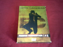 The French Connection °°°° Gene Hackman   °°°   1 ET 2   3 DVD - Action, Adventure
