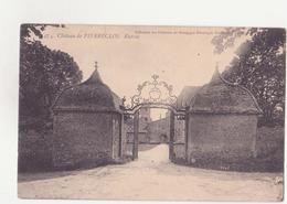 CPA - 6474. Château De Pierreclos - France