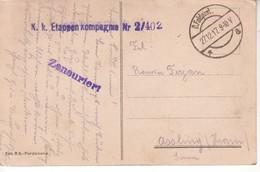 2948  AK  UDINE  FELDPOST - Udine