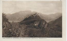 AK 0045  Burg Persen Im Suganertal ( Grenzfeste ) - Österr.-Ital. Kriegsschauplatz Um 1915 - Trento