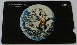 USA - Demo - Earth - GPT - Plessey - 200 Units - 1USAB - $10 - Used - United States