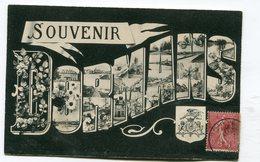 CPA  51 : DORMANS  Souvenir   A  VOIR  !!! - Dormans