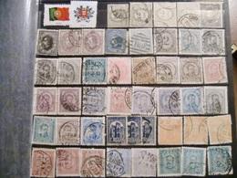 TB COLLECTION PORTUGAL & COLONIES + 1500 TIMBRES Des CLASSIQUES Aux MODERNES / DANS UN GROS ALBUM - Collections