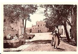 Autres Villes. Bou Saada. La Route Des Dunes. - Algérie