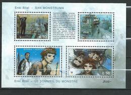 Bosnia And Herzegovina - 2003 Young Philatelists - Cartoon Characters.S/S . MNH - Bosnien-Herzegowina