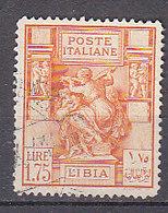 ACR0991 LIBYE COLONIE ITALIENNE Yv N°62 - Libya