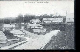 MONTS DES CATS CASERNES  FRANCISE MILIT 1914 - Lambersart
