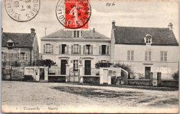 78 ECQUEVILLY - Vue De La Mairie - France