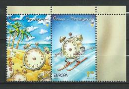 Bosnia And Herzegovina -   2004 EUROPA Stamps - Holidays. MNH - Bosnie-Herzegovine
