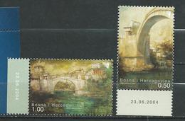 Bosnia And Herzegovina - 2004 Old Bridge Of Mostar. MNH - Bosnie-Herzegovine