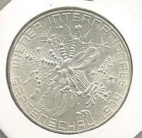 Monnaie, AUTRICHE , Republik OSTERREICH , 50 Schilling , Gartemschau 1974 , Wiemer Internationale, Frais Fr 2.95 E - Oesterreich
