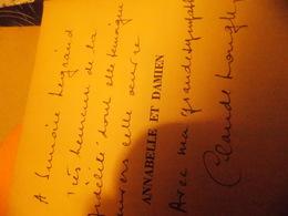 CLAUDE LO NGHY.LA MESCLAUDE LOURE DU MONDE.ANNABELLE ET DAMIEN - Livres, BD, Revues