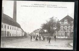 MERVILLE ECOLE LA CHATEAU - Merville