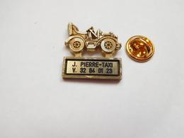Beau Pin's  , Auto , Taxi J. Pierre , Eure - Badges